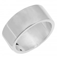 Sterling Silver Classic Band