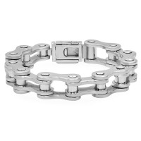 XL Motorcycle Chain Link Bracelet