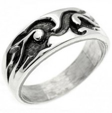 Bold Celtic Ring