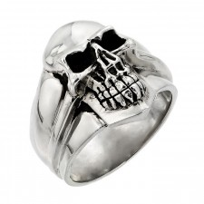 Nino Signature Skull Ring