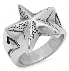 Nautical Star Ring