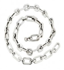 Medium Square 3mm Chain