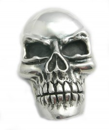 Limited Number Skull Buckle