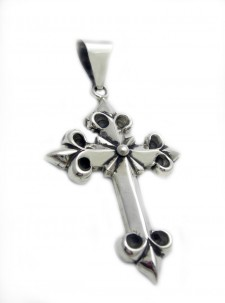 Sterling Silver Large Cross