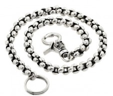 Smooth Classic Wallet Chain